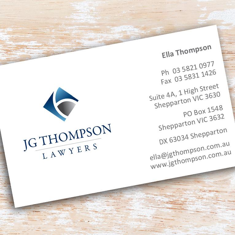 JG Thompson BCs - Project JG Thompson