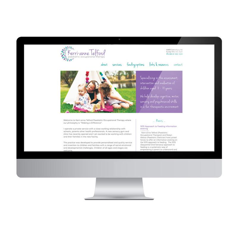 websites kerrianne - Project Kerri Anne Telford