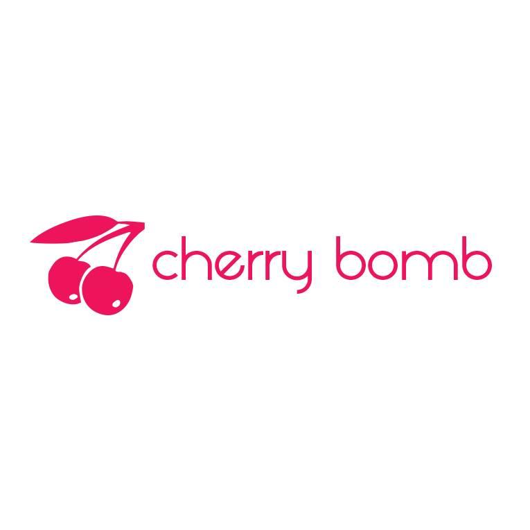 Cherry Bomb logo - OUR WORK