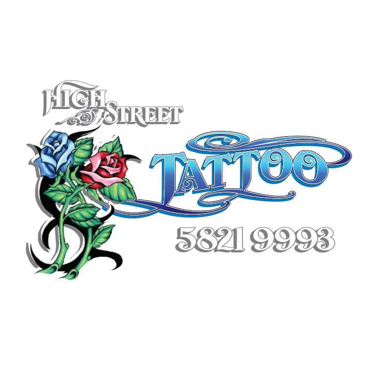 High Street Tattoo logo - Project High Street Tattoo