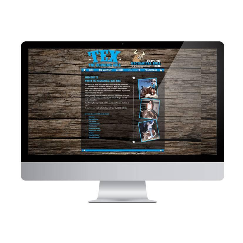 mechbull website - Project Mech Bull